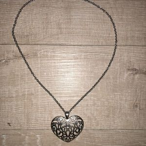 Silver ❤️ Necklace